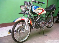 MODIFIKASI│YAMAHA RX KING│MODIFIKASI