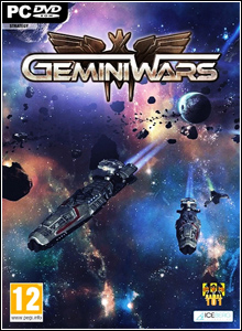 Download Jogo Gemini Wars PC Completo + Crack Skidrow 2012