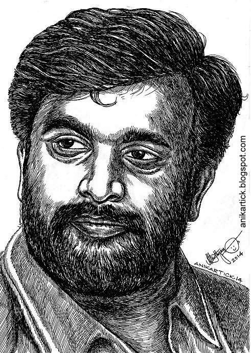pen drawing pen drawings some of tamilnadu famous