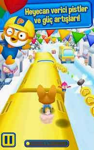 Pororo Penguin Run Android Apk İndir