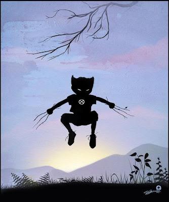 Wolverine de niño