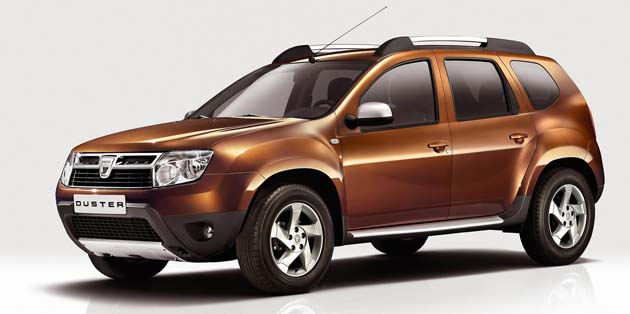 Renault-Duster-Sideview