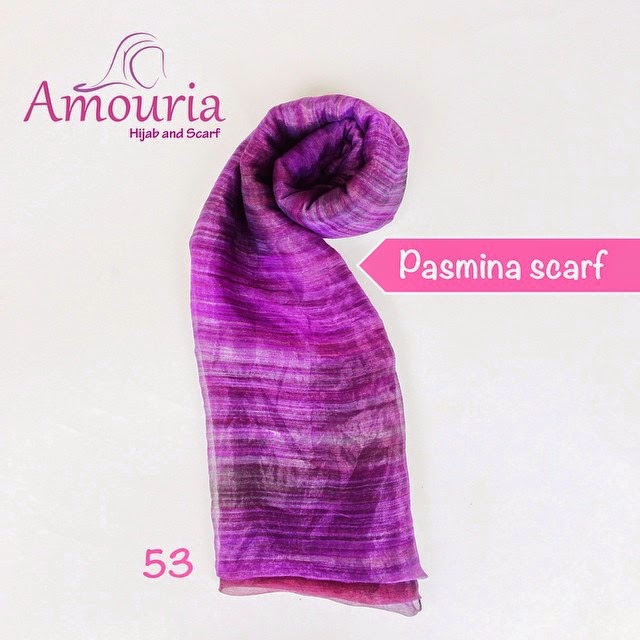 Hijab Amouria Pashmina Scarf Kode 053