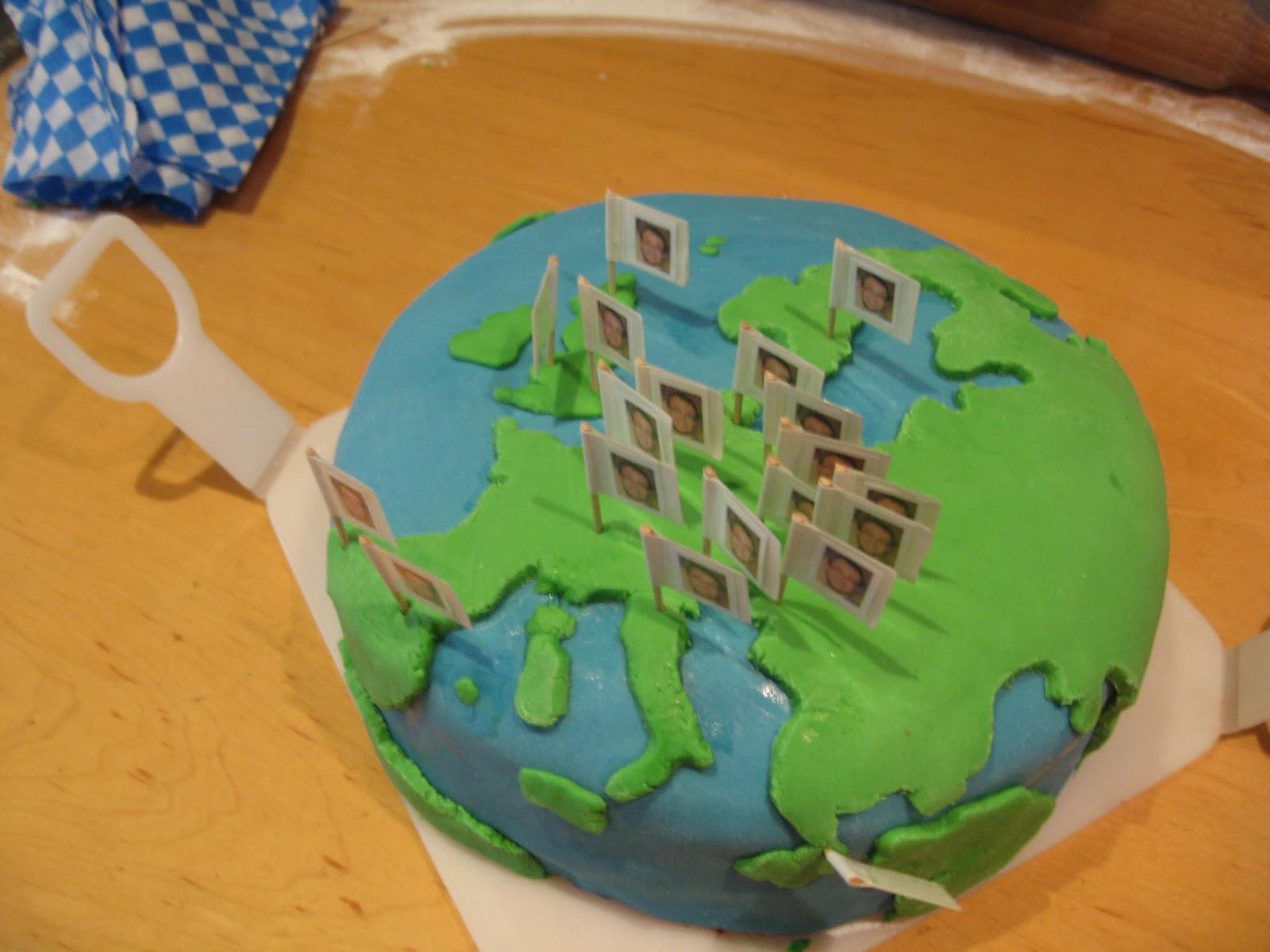 Cake Decor And More E U : Comics and Cakery: Europe Cake