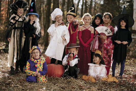 Fun Kid Games Your Halloween Party at Home or at School!
