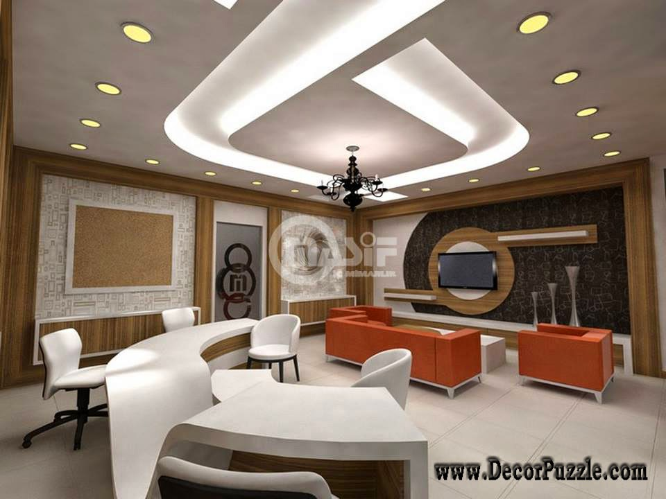 Top ideas for led ceiling lights for false ceiling designs - Plafones modernos ...