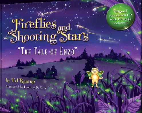 Fireflies and Shooting Stars cover
