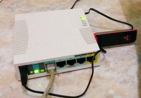 Tutorial Cara Menggunakan Modem USB Smartfren di Mikrotik RB951Ui-2HnD – Pusat Pengetahuan
