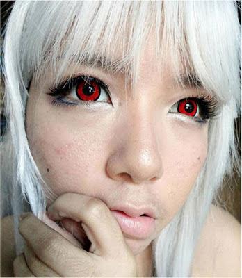 Dolly Eye Twilight Red