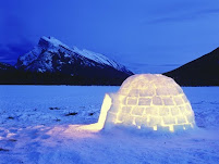 My Igloo...
