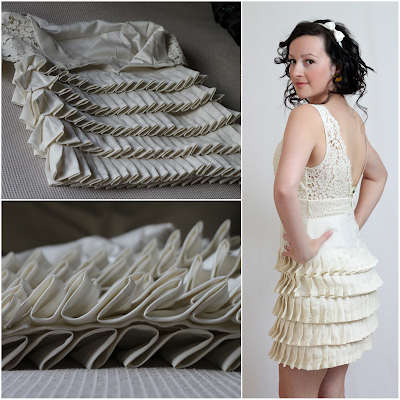 Julia Bobbin: Tutorial - Pleated Detailing