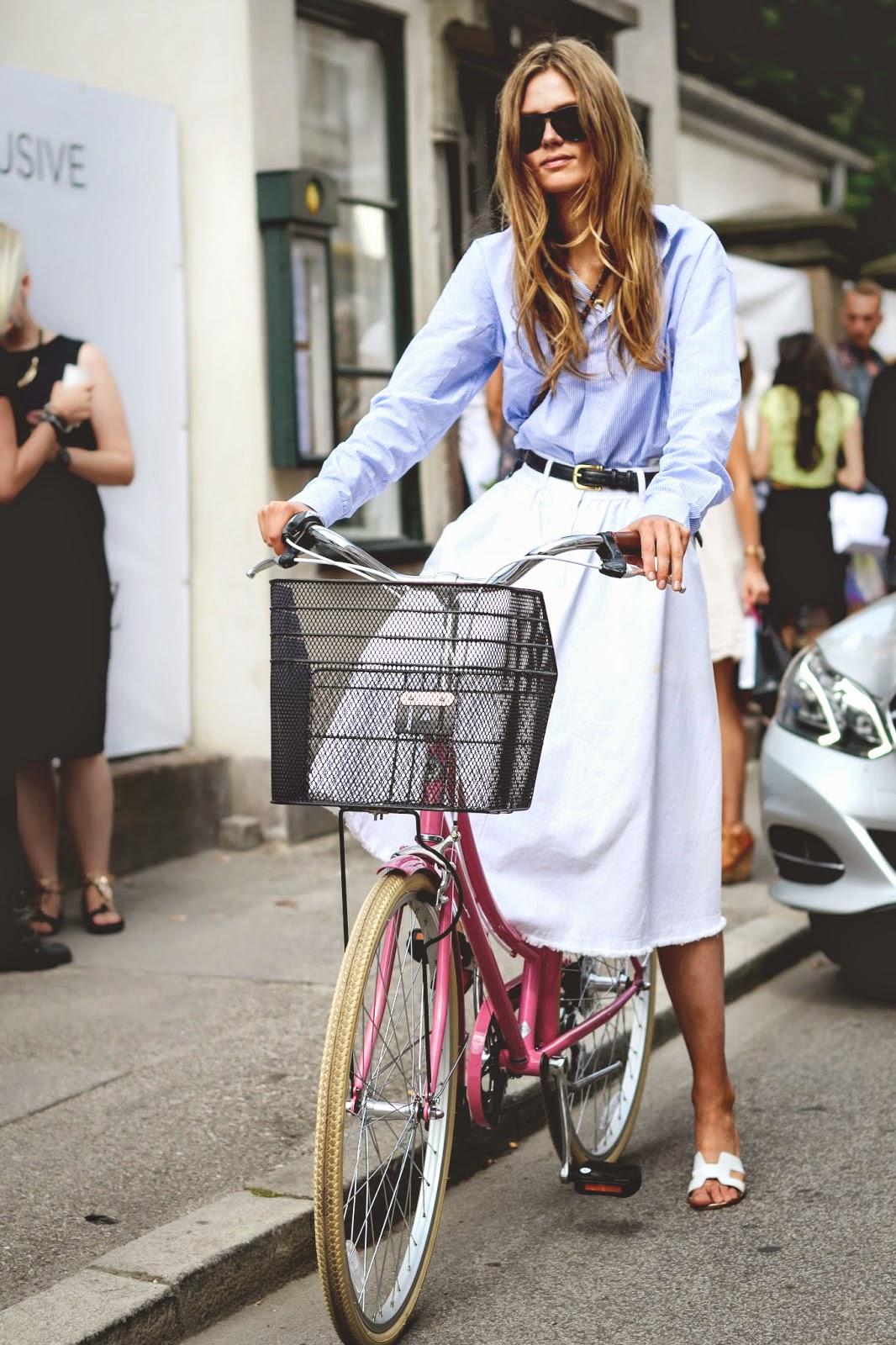 Caroline Brasch Nielsen Copenhagen Fashion Week Streetstyle