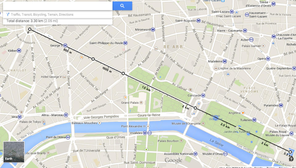 Awesome new Google Maps trick makes travel planning even easier