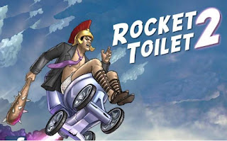 Rocket Toilet 2 walkthrough.