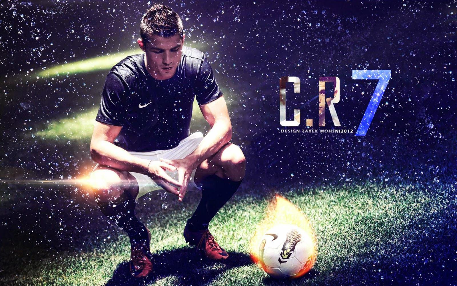 Cristiano Ronaldo Footballer Wallpapers