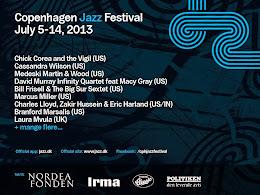 Copenhagen Jazz Festival 2013
