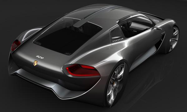 Julliana Cho, tarafından Porsche Panamera'nın alternatifi