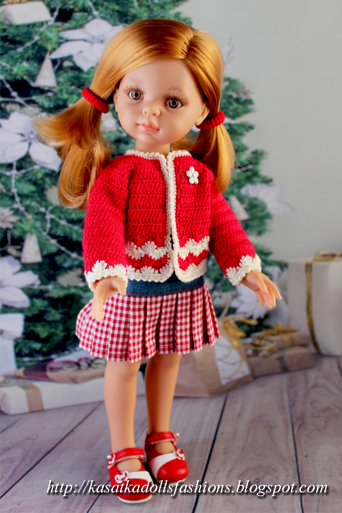 Шьем и вяжем кукол своими руками 291