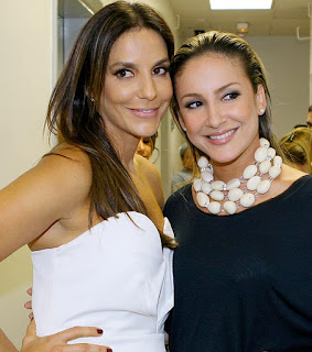 ROCK IN RIO: Ivete Sangalo e Claudia Leite, rainha e princesa da porcaria nacional