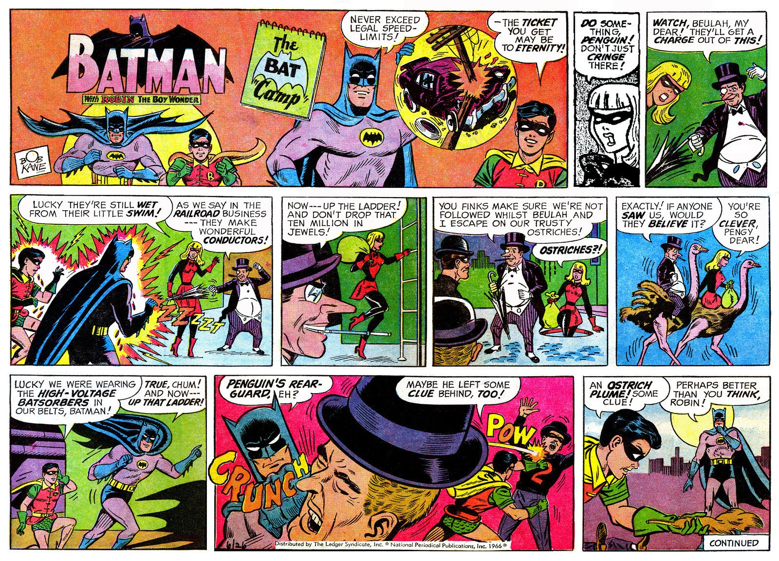 comic strip rss