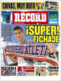 El futbolista mexicano Raul Jimenez, nuevo jugador del Atletico de Madrid | Ximinia