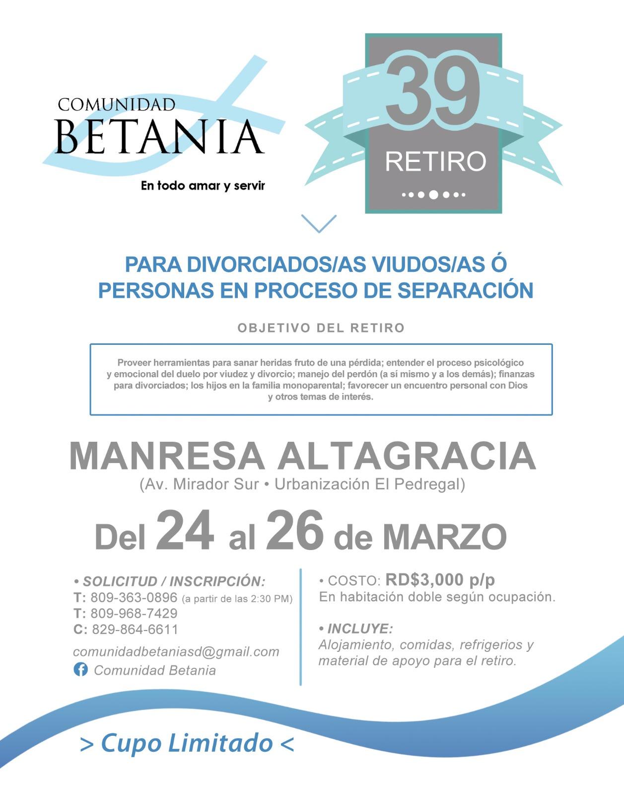 Comunidad Betania