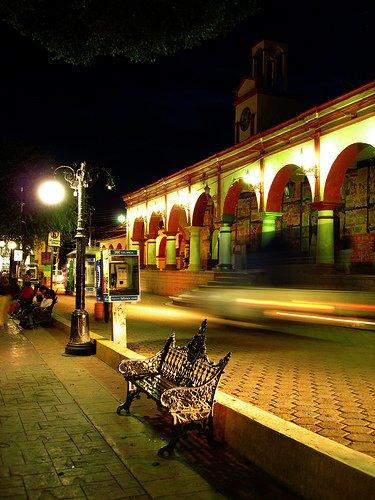 Les presumo esta foto de La presidencia municipal de Tlapa Guerrero