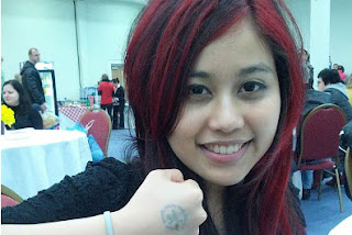 Gita Cherry Webmaster Google Pertama dari Indonesia
