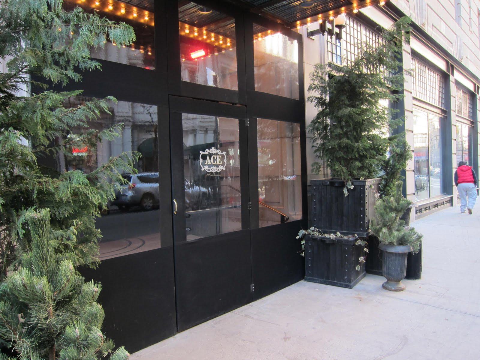 If One Were To Attempt Explain The Boutique ACE Hotel A Friend Descriptors Would Undoubtedly Include Brash Hipster Unique