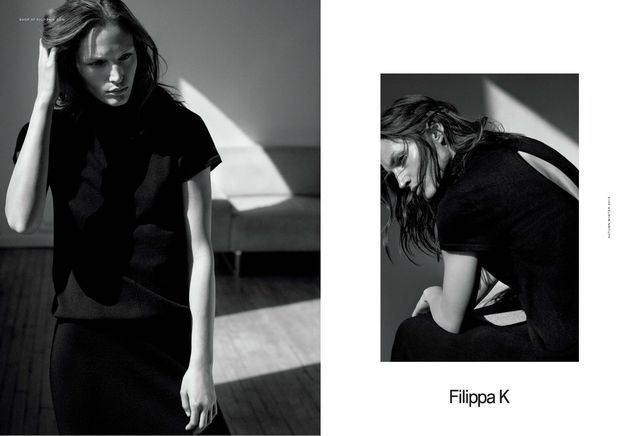 Filippa K Fall Winter 2015 Ad Campaign