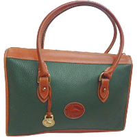 Green Dooney & Bourke Vintage Purse