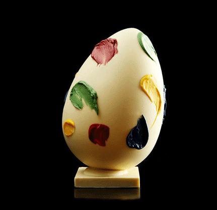 Huevos de pascua Oriol Balaguer 2008