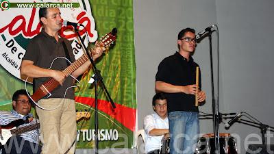"""2o. Encuentro de Música Andina Latinoamericana """"Vientos de Paz"""" - Bambú"""