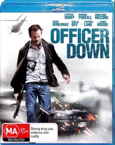 Officer Down 1080p HD Latino Dual