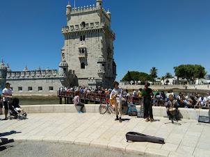"""""""Torre de Belem(Belem Tower)"""" in Lisbon"""