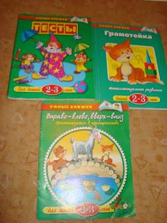 DSC06489  Книги для развития речи от Дарьи