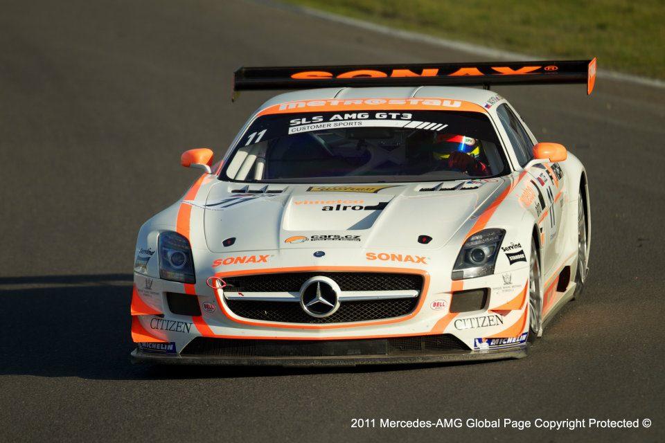Hendrick Motors Of Charlotte Mercedes Benz Sls Amg Gt3 39 S