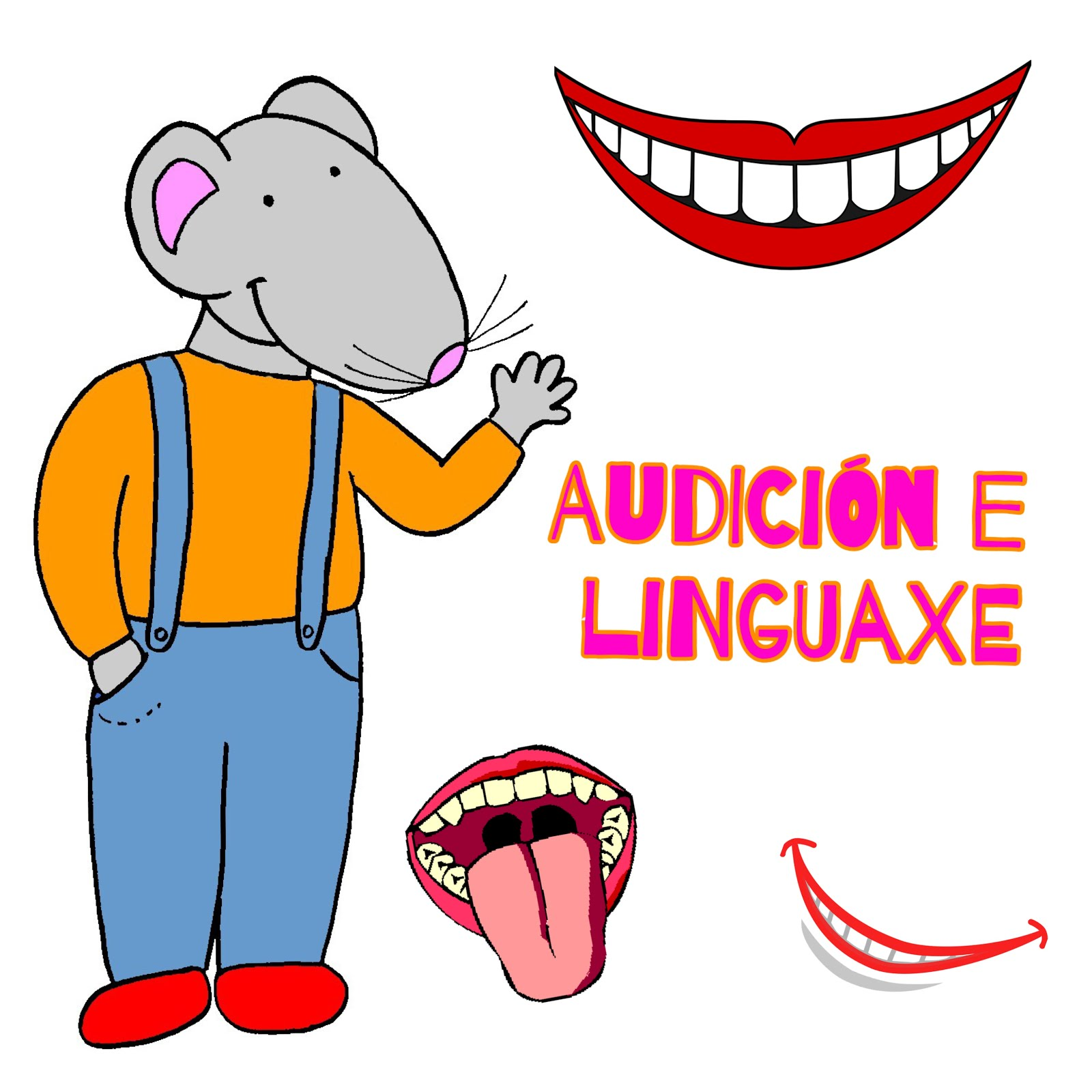 AUDICIÓN E LINGUAXE