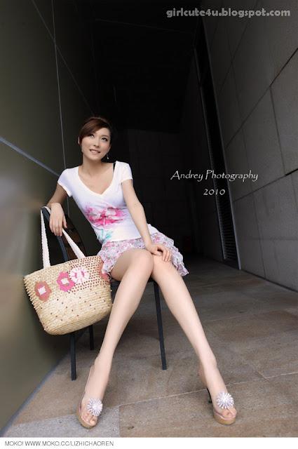 Li-Fan-Pink-and-White-12-very cute asian girl-girlcute4u.blogspot.com