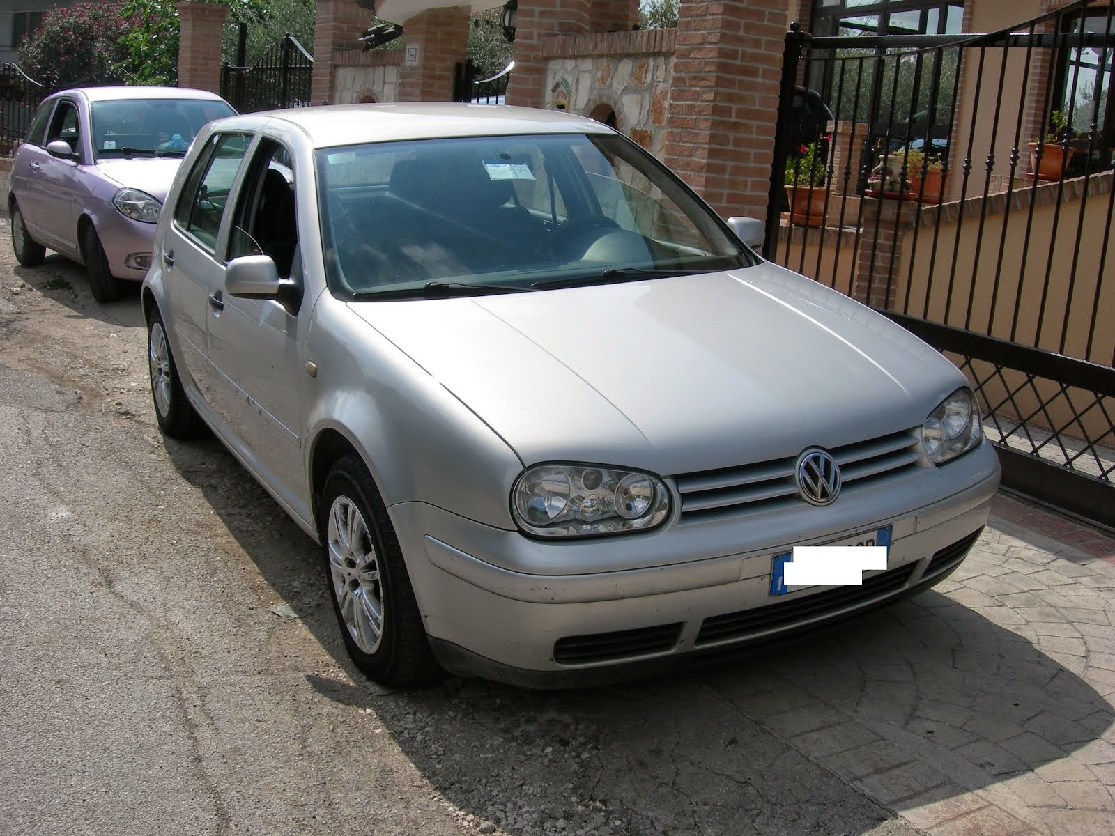 VW Golf 1.6 GPL Anno 1999 Full optional