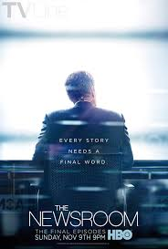 The Newsroom Season 3 poster