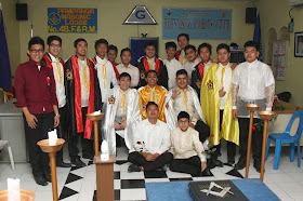 orden demolay niños masones