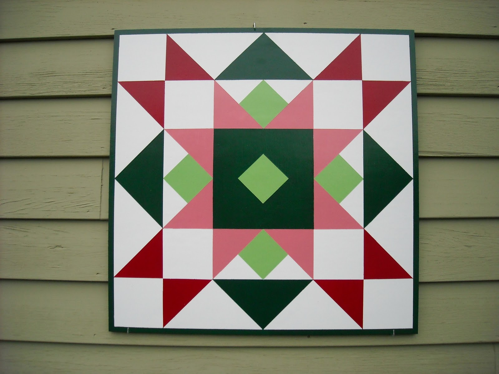 Barn Quilts by Dave: January 2012