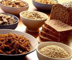 Adelgaza con cereales integrales