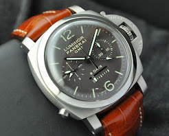 Panerai Luminor1950 Chronomonopulsante Pam311