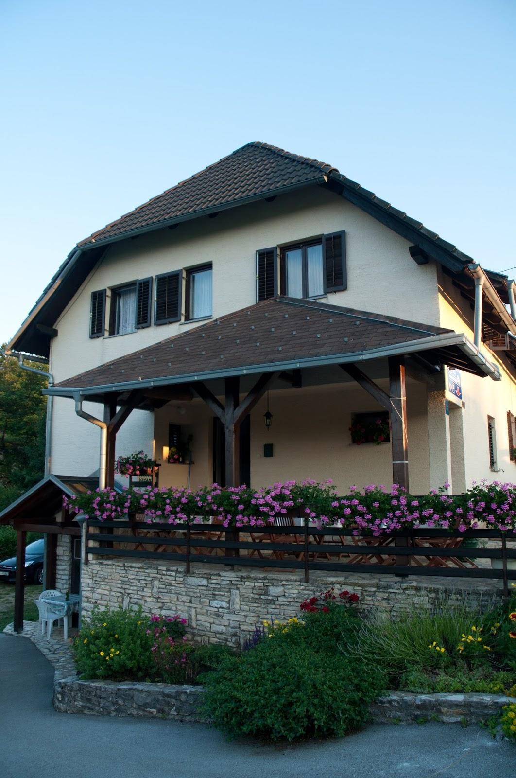 Hotel de Plitvice