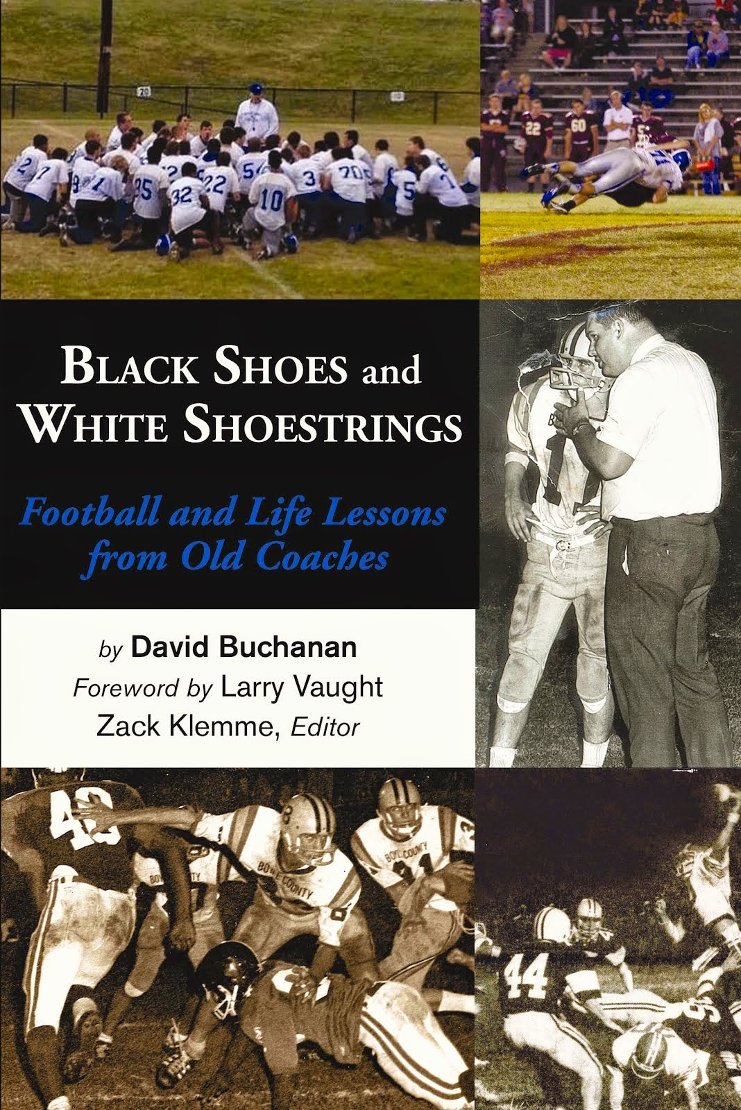 Coach Buchanan's Book