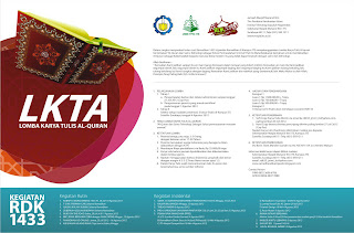 lomba karya tulis ramadhan
