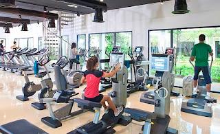 Gimansio ejercicios cardiovasculares