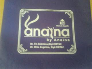 Anaina Skin Care Untuk Perawatan Wajah Sesuai Jenis Kulit